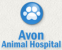 Avon Animal Hospital logo